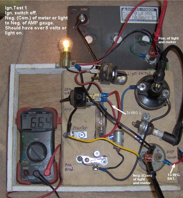 6 volt farmall cub wiring diagram farmall volt wiring diagram