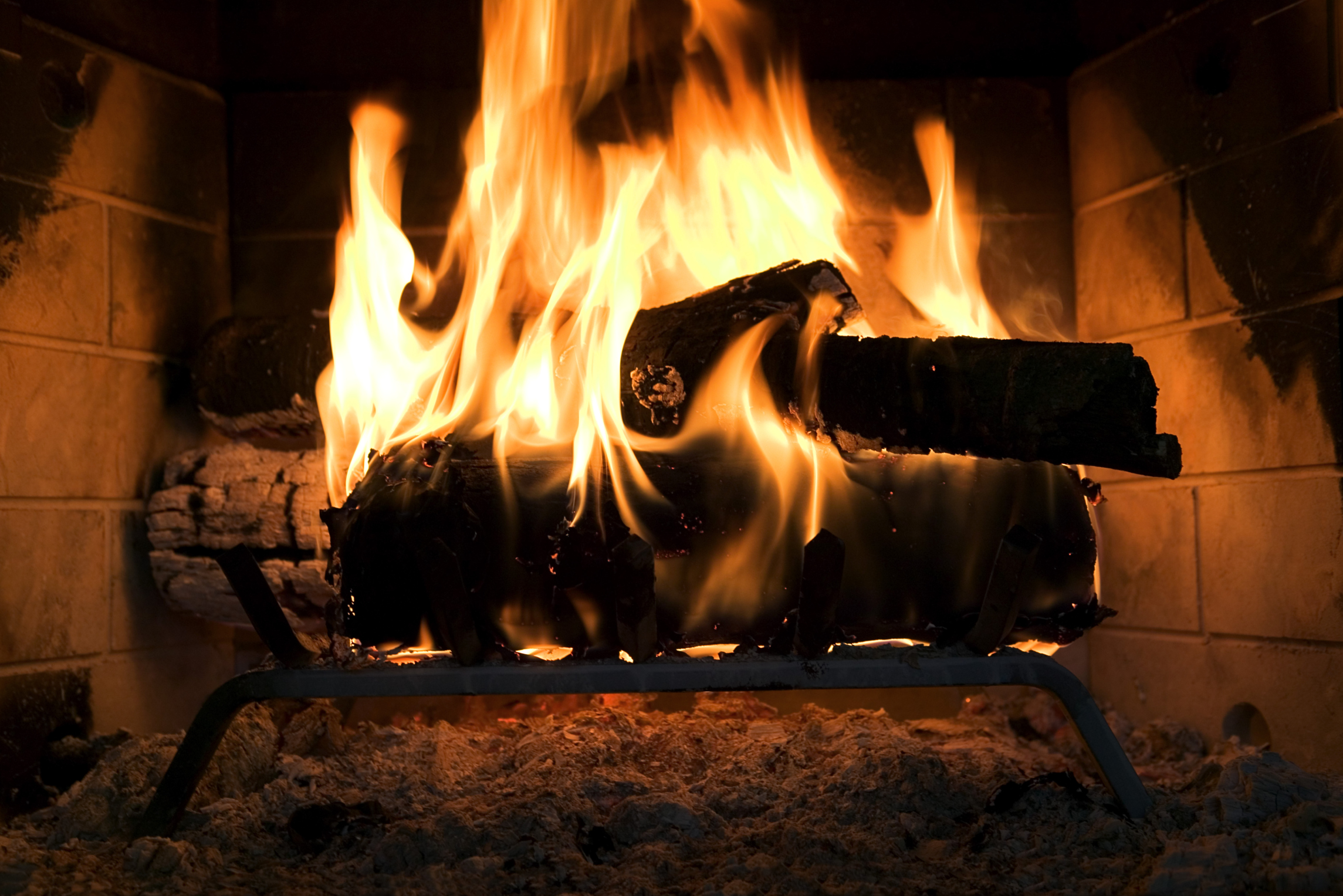 Convert Fireplace To Gas Burning What Is Required To Convert A Wood Fireplace To Gas Hunker