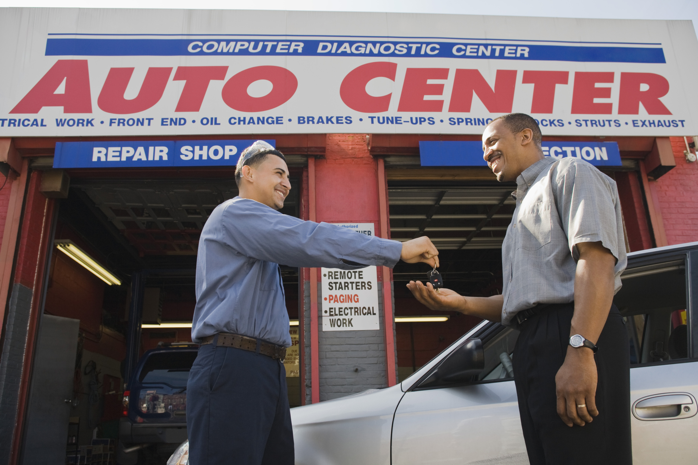 Repair Shop The Best Ways To Attract Business To An Auto Repair Shop Chron