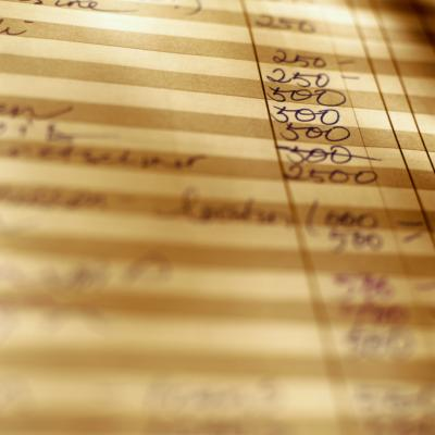 What Is Not Supposed to Be in a Trial Balance Sheet? Chron