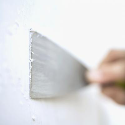 How to Soften Painter's Putty to Apply It to Seam Tape | Home Guides | SF Gate