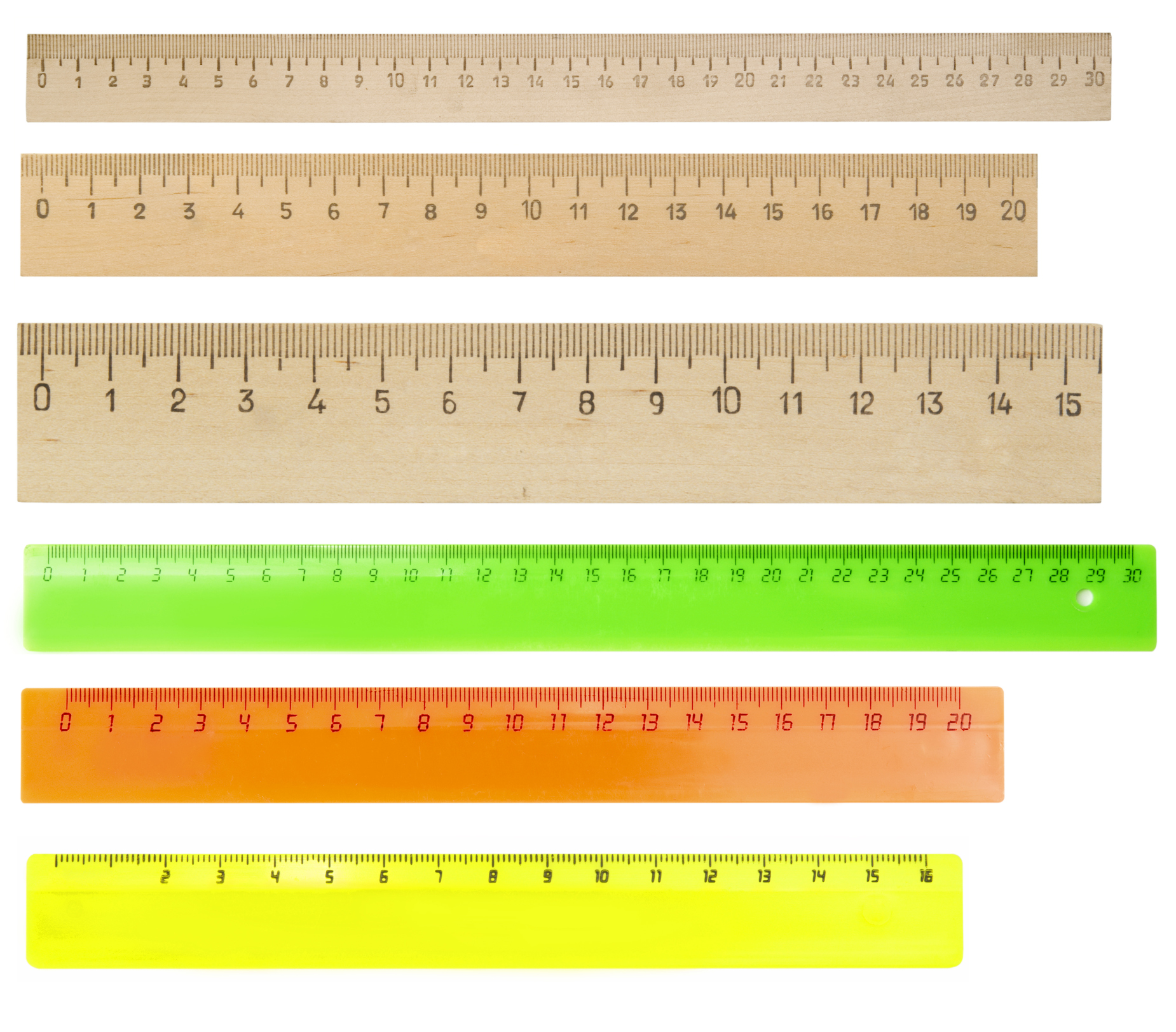 10 In Cm How To Read Centimeter Measurements On A Ruler Sciencing