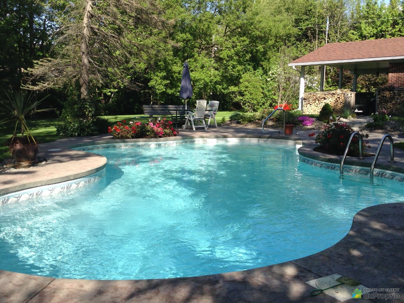 Piscine 4x6 9 Rue Des Pins Bromont For Sale