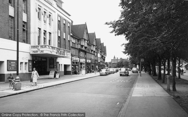 Photo Of Purley The Astoria High Street C 1960