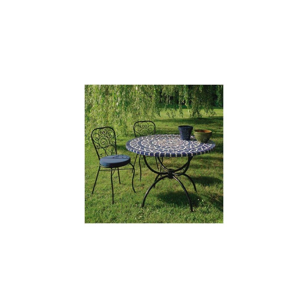 Magasin Vert Chaises De Jardin | Chaise Fermob Montmartre Acier Prune