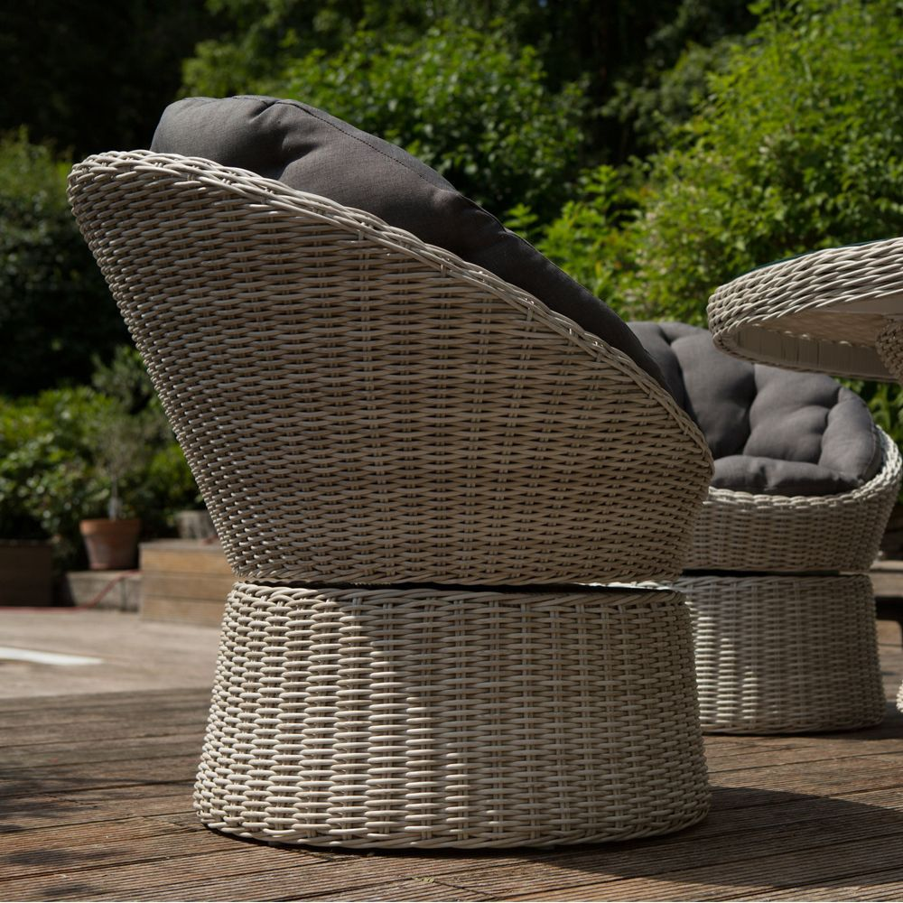 Salon Jardin 2 Fauteuils | Salon De Jardin Ensembles De Salons Allibert