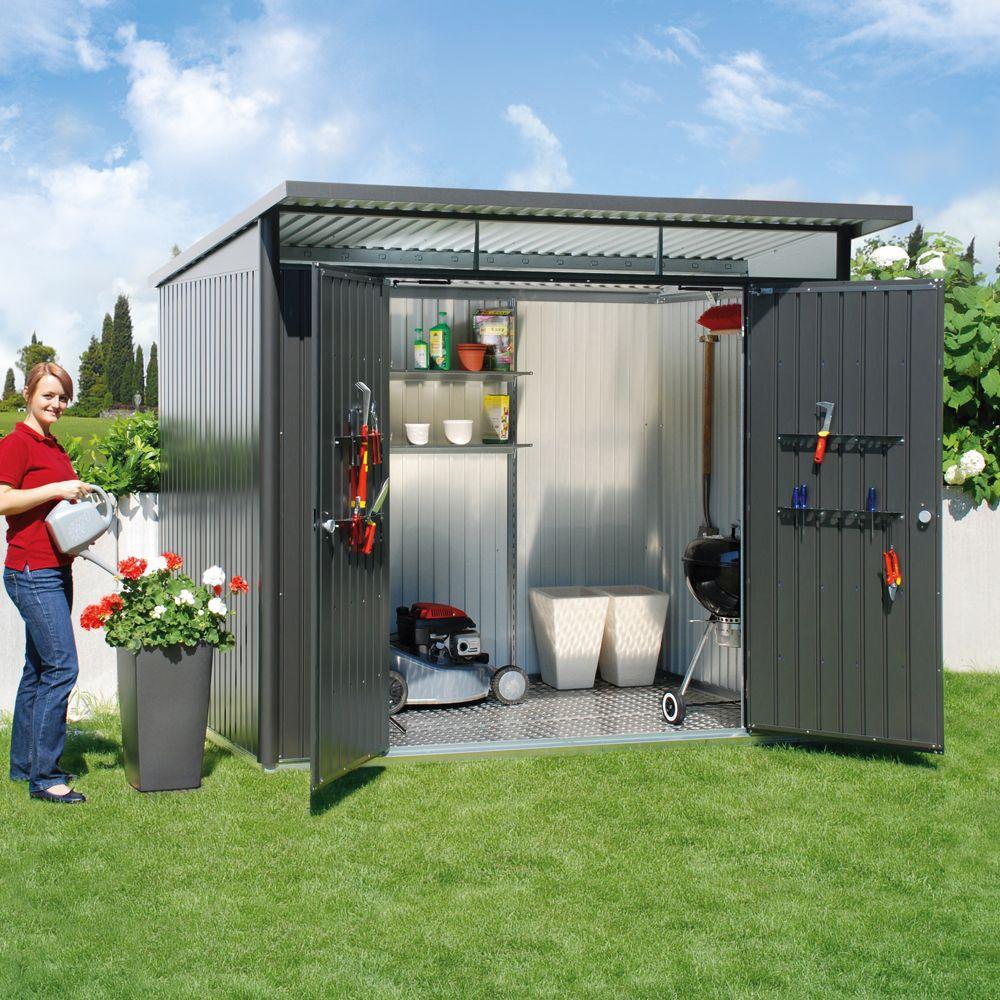 Abri Jardin Container | 7 5 M² Sherwood Deco Garden Sheds