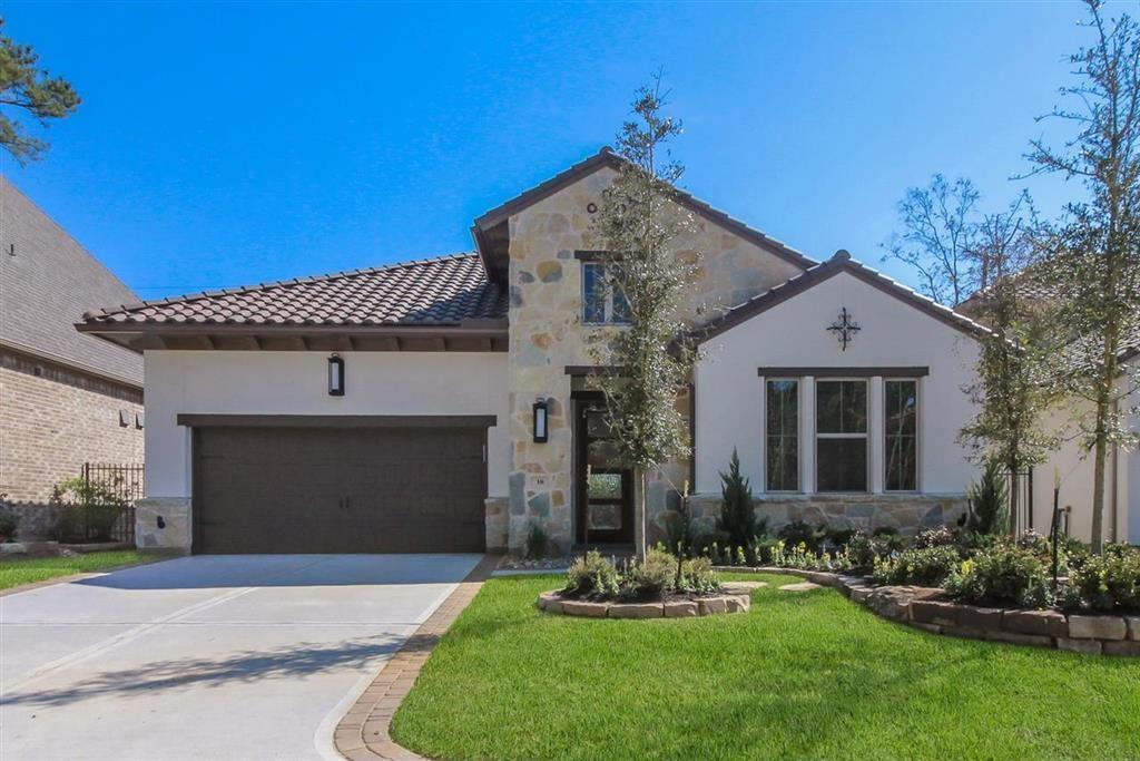 1 Story Homes For Sale In The Woodlands Tx Mason Luxury