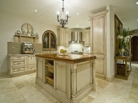 french provincial style kitchen | Homehound
