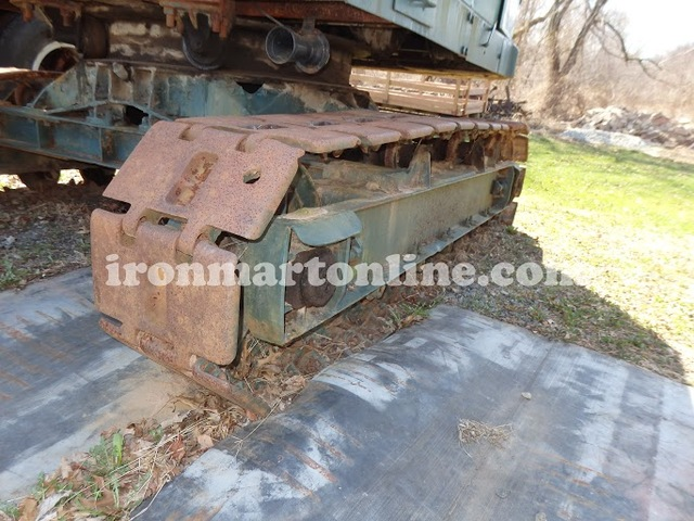 bucyrus erie 10b shovel used for sale