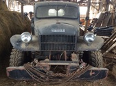 1953 dodge power wagon crew cab 11500 ky