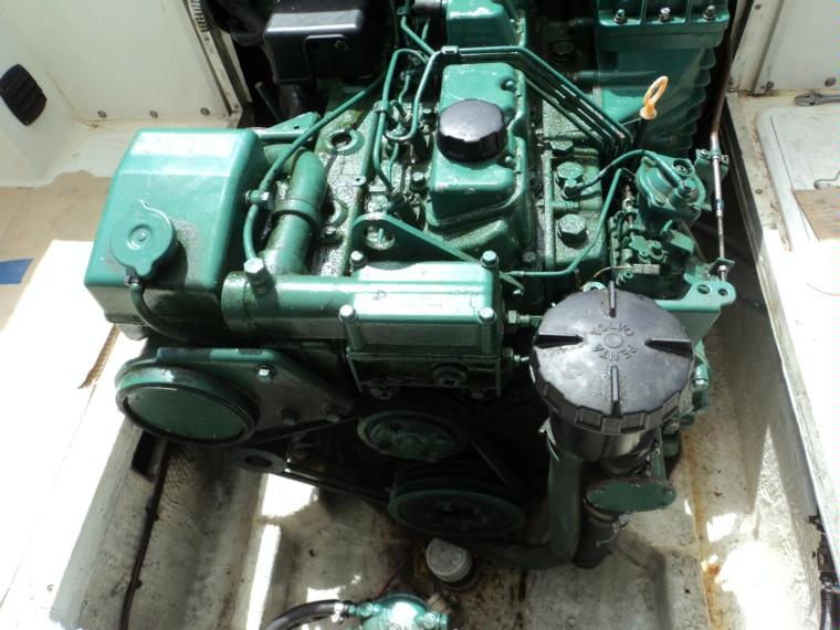 volvo penta boat engines
