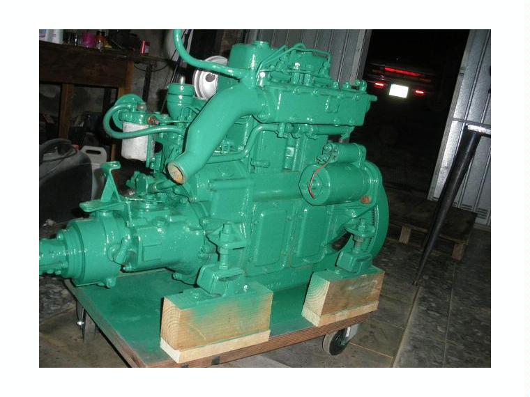 motor volvo penta md 11 c 23hp second hand 55550