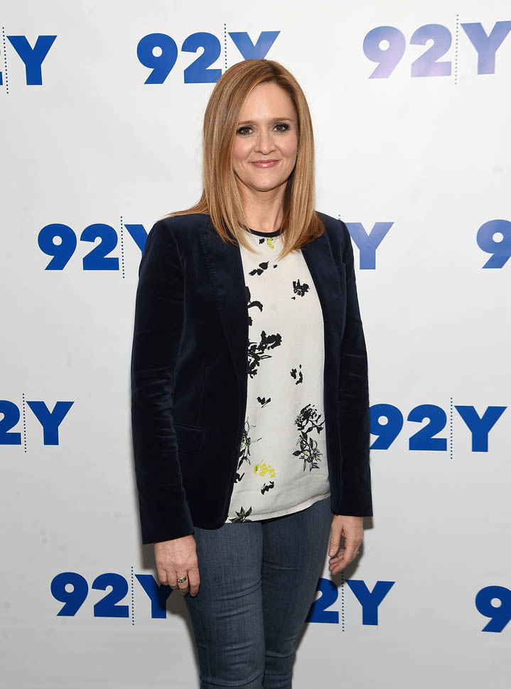 Bad Inspiration Full Frontal With Samantha Bee Television Review|lainey