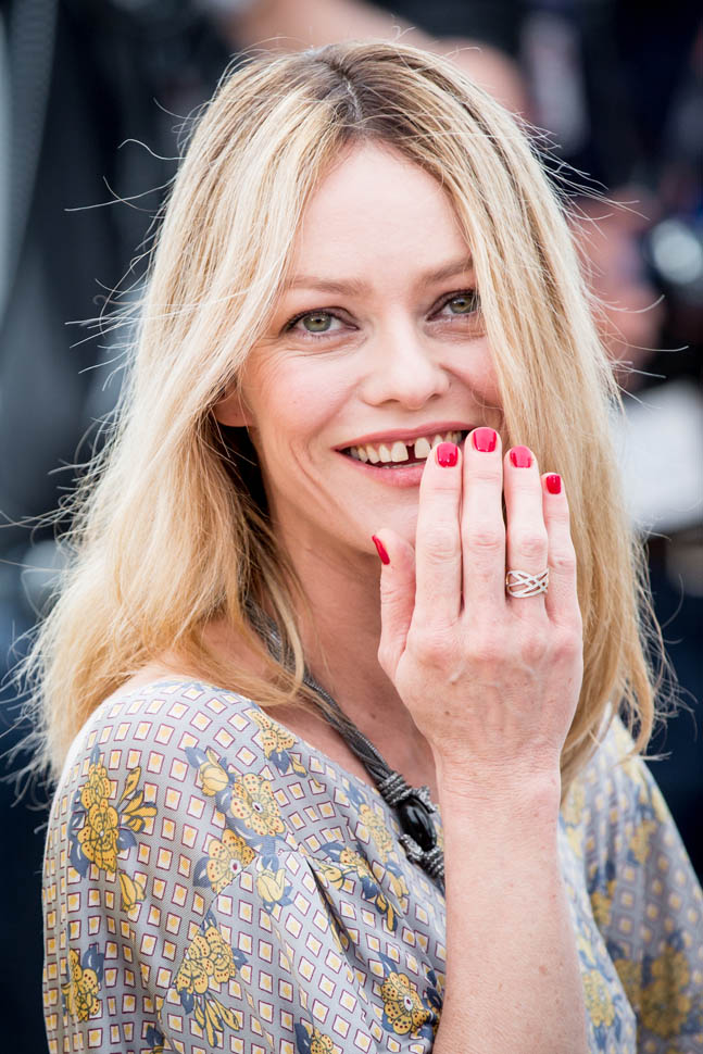 Oh Baby Film Vanessa Paradis At Cannes Film Festival As Member Of The