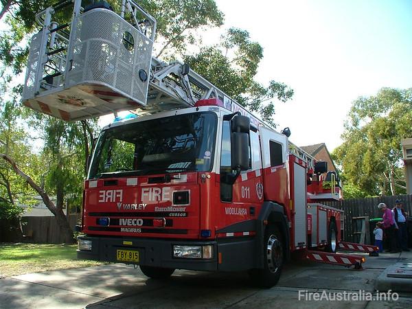 Ladders 11 WoollahraApril 2006