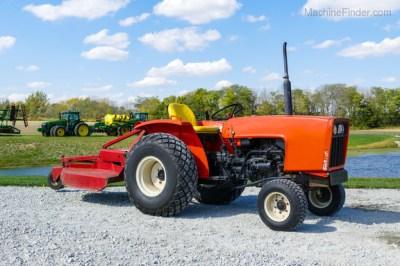 1982 Allis - Chalmers 5020 - Compact Utility Tractors - Atlanta, IN
