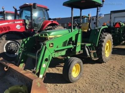 John Deere 6110 Utility Tractors for Sale | [80865]