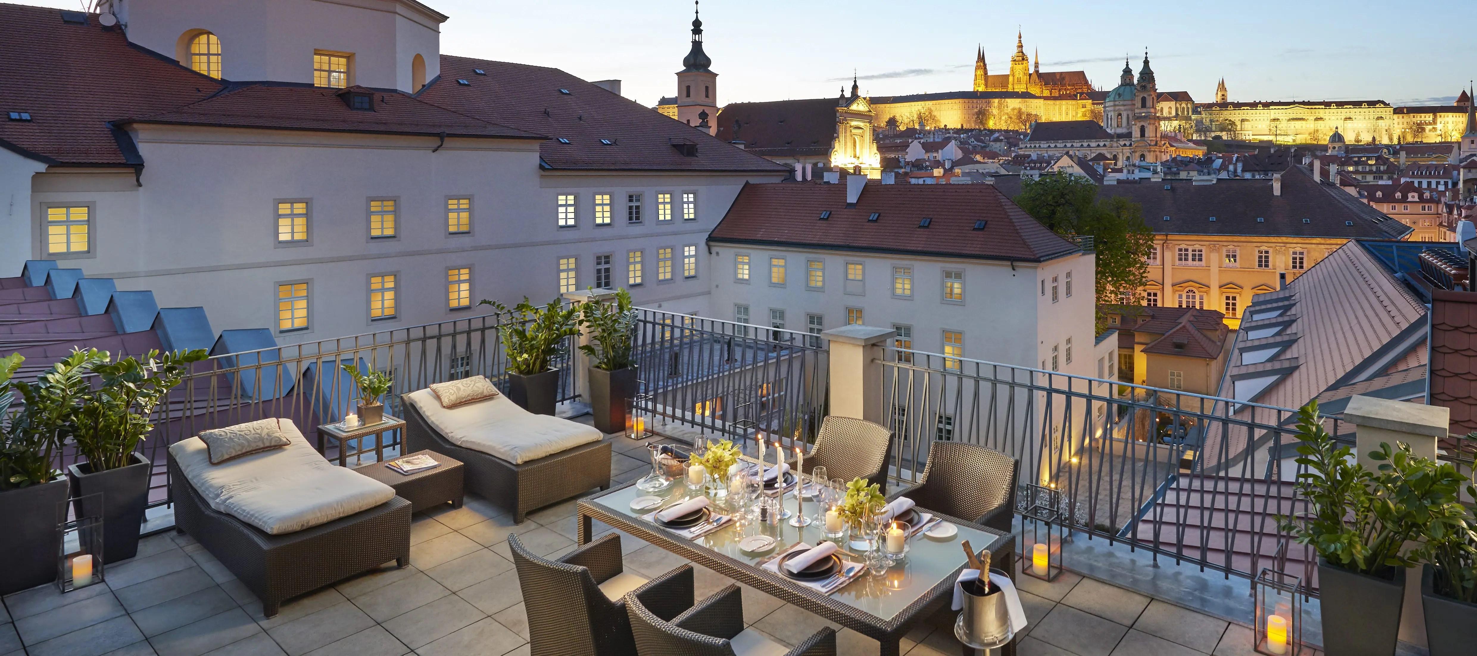 Luxury Hotel Suite Design