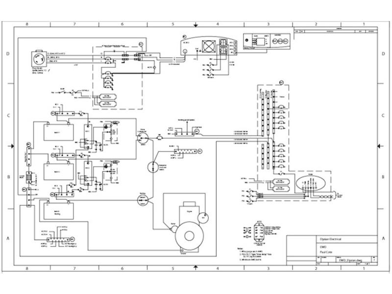 sea ray wiring schematic