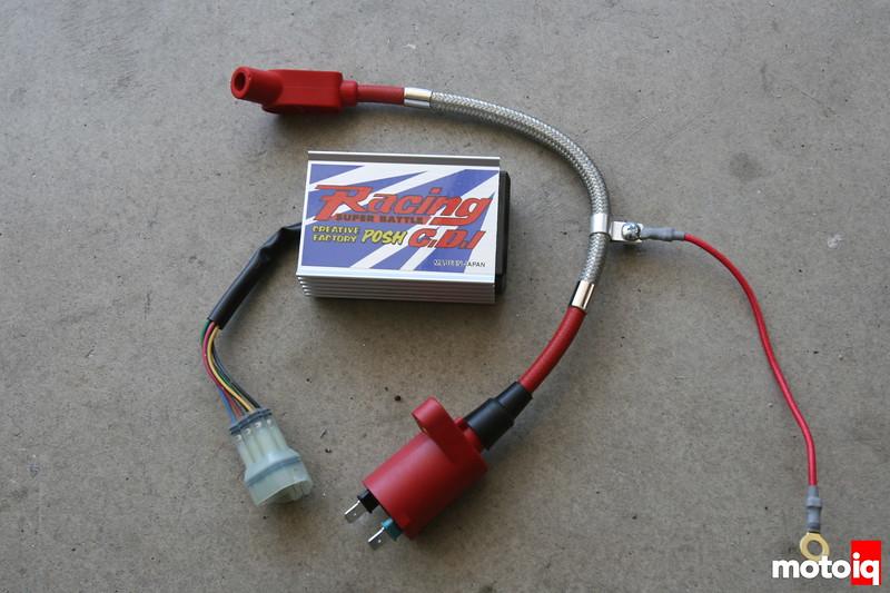 Project Honda Ruckus part 3, 50 mph or bust! - MotoIQ