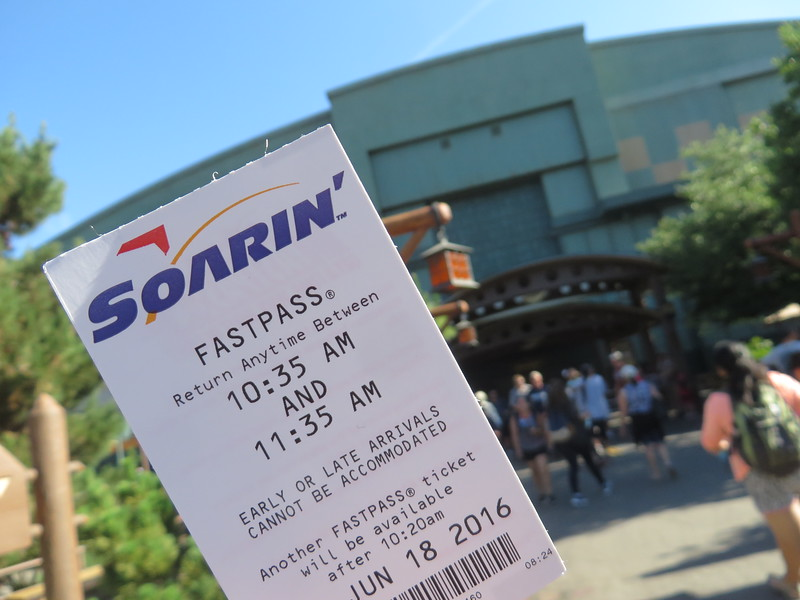 PICTORIAL: New Soarin' appears, Skyway disappears, and 'Frozen' expands amidst summer scorcher