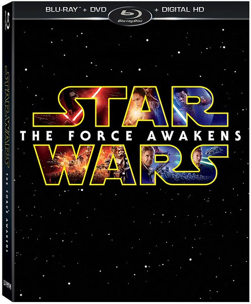 STAR WARS: THE FORCE AWAKENS a worthy home release, must-see bonus features