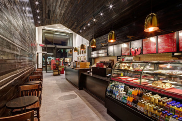 Online Services And Forms Ramq Starbucks Proudly Opens Its 100th Caf233; In Quebec