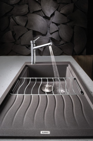 Blanco Sinks Canada Metallic Gray New Colour For Blanco Silgranit Sinks