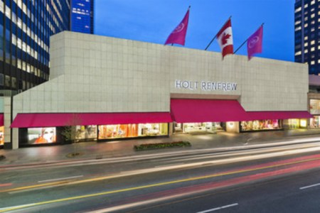 Holt Renfrew Spring Is In The Air