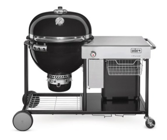 Weber Grills Canada Weber Peaks With Launch Of Ultimate Summit Charcoal Grill
