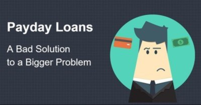 Payday Loans: A Bad Solution to a Bigger Problem