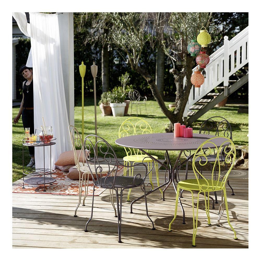 Salon De Jardin Honfleur | Salon Jardin Carrefour