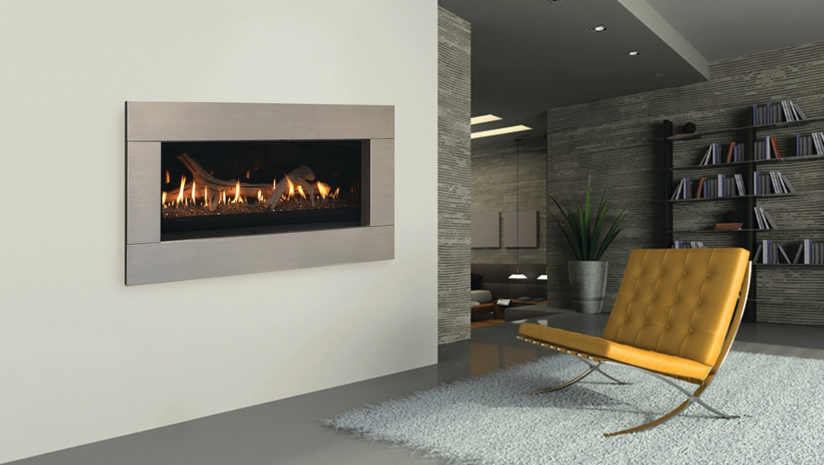 Novus Fireplace Ibs Heats Up With Gas Fireplaces