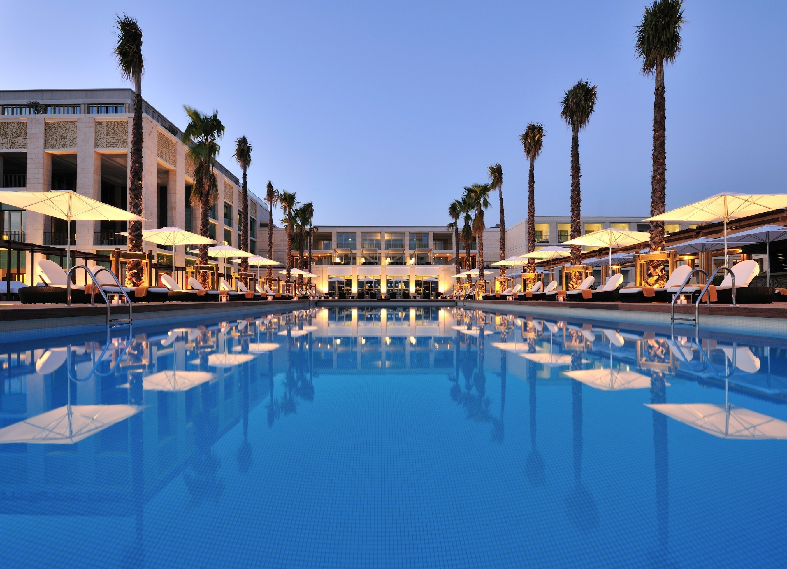 Tivoli Hotel In Algarve Minor Hotel Group Completes Largest Ever Hospitality Deal In