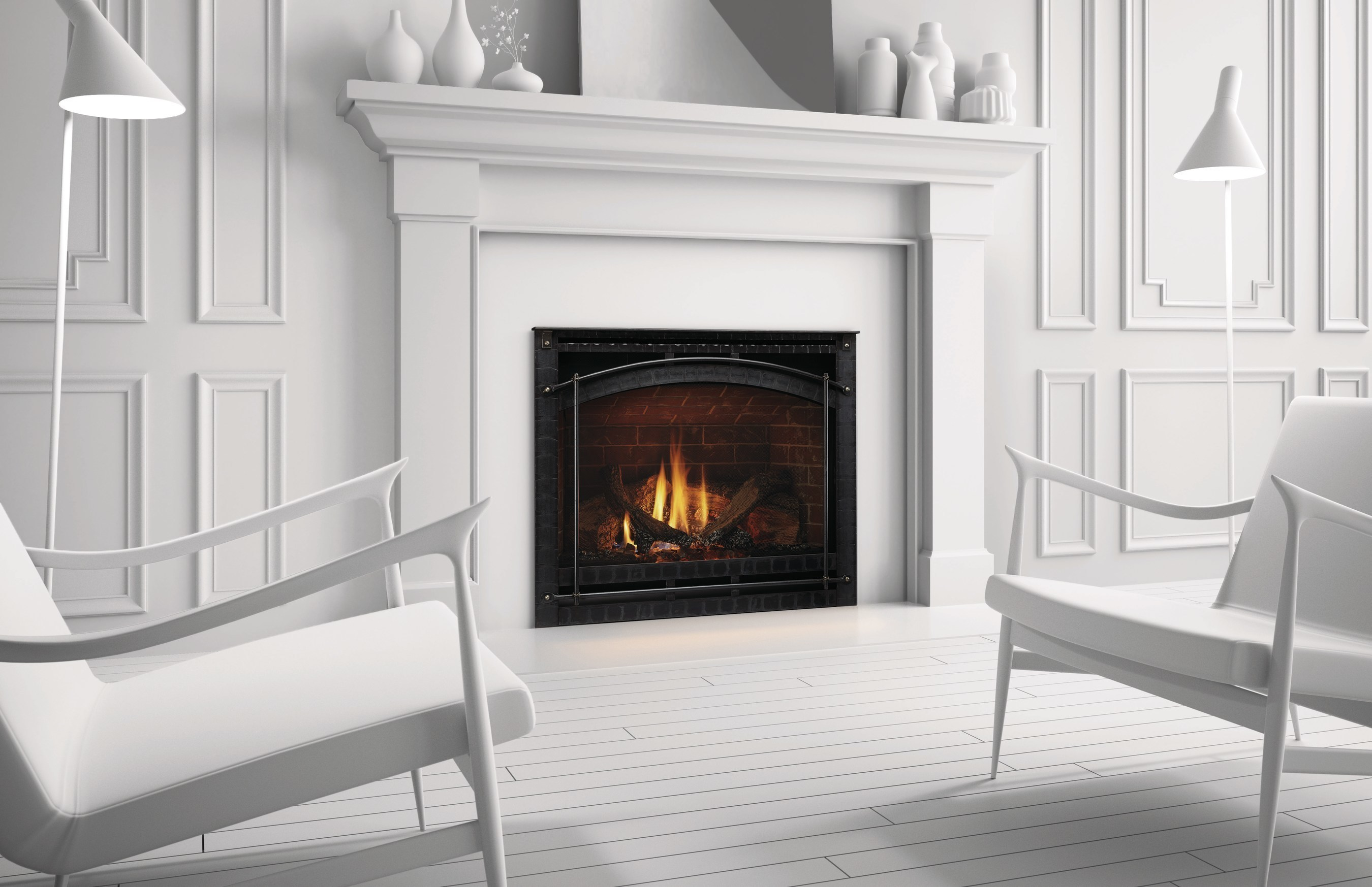 Unique Fireplaces Unique Fireplace Installations Reality With Updated Heat Glo