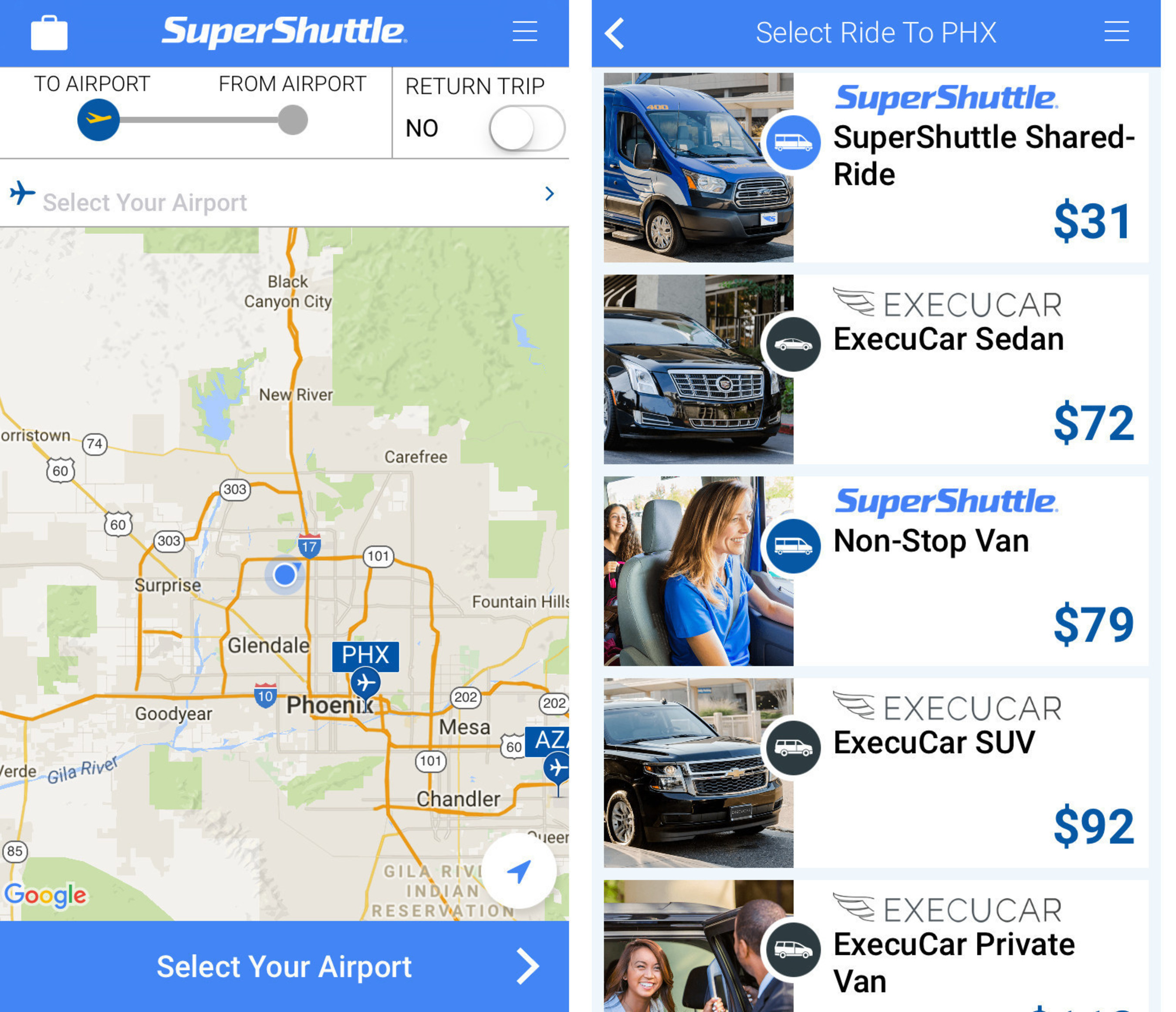 Miles And More Points Supershuttle Launches Summer Vacation Sale 10 Off Plus Double