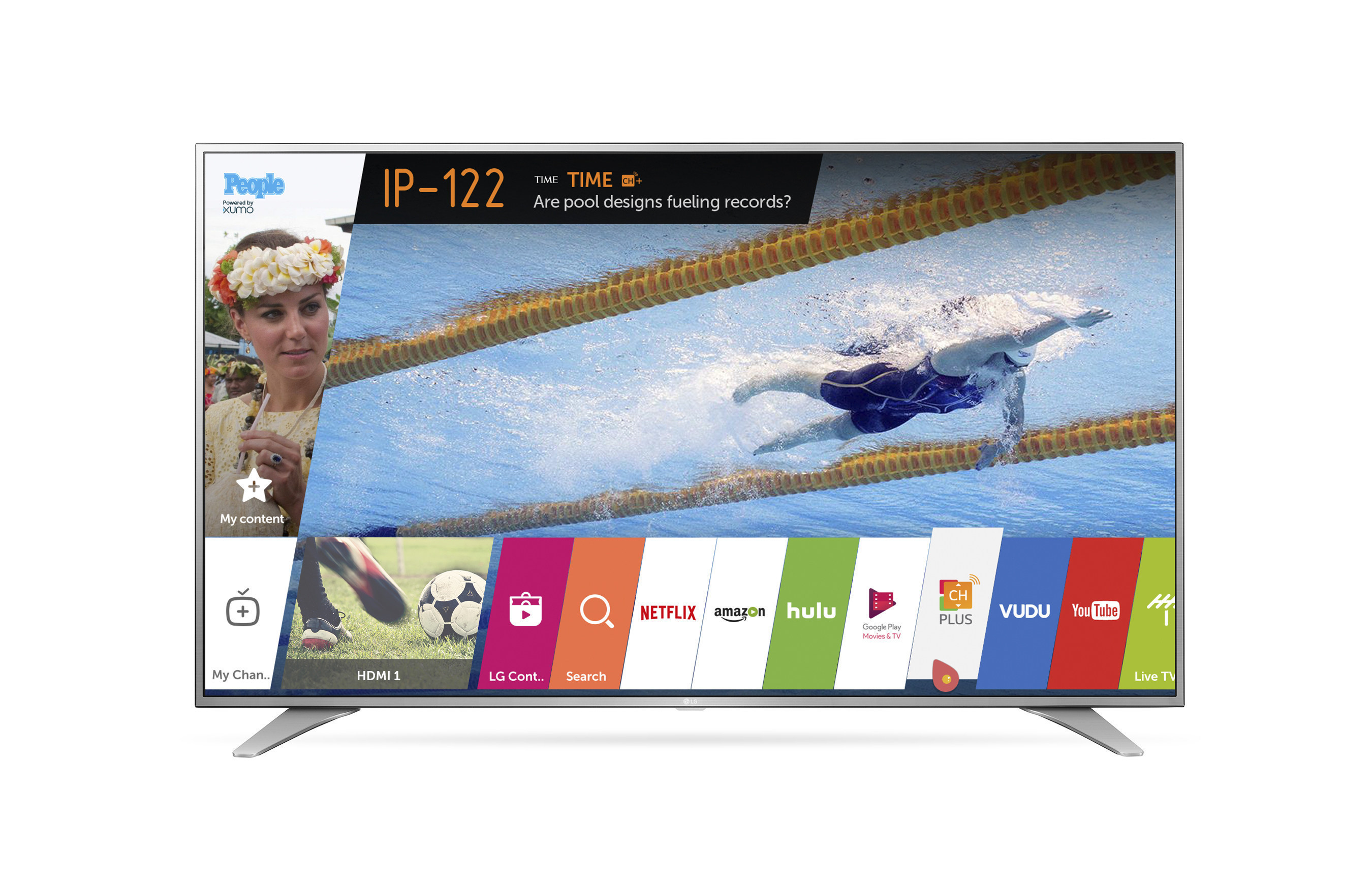 Lg Nederland Lg Launches Channel Plus On 2016 Smart Tvs For Seamless Access