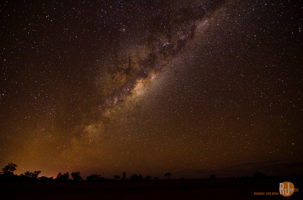 The southern Milky Way