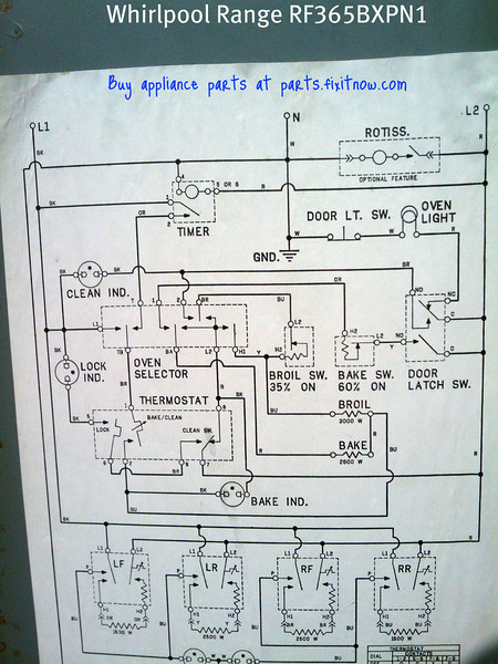 Whirlpool Wiring Diagrams Control Cables  Wiring Diagram