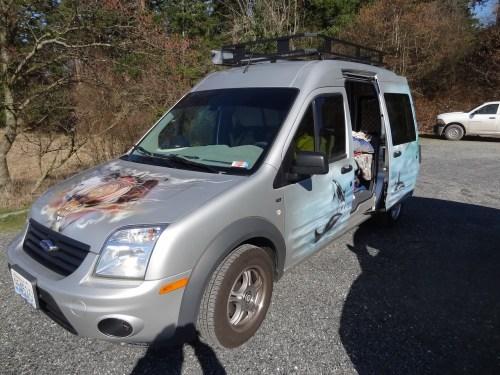 Medium Of Transit Connect Camper