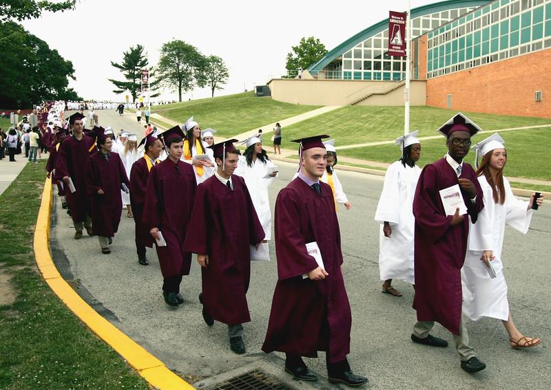06/15/16 Abington High School graduates Class of 2016 - JRC-DailyLocal