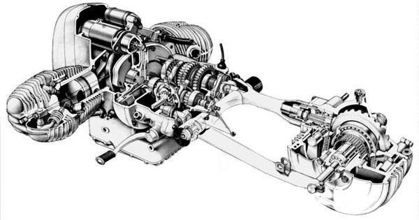 BMW Engine diagrams and Cut outs - patineto