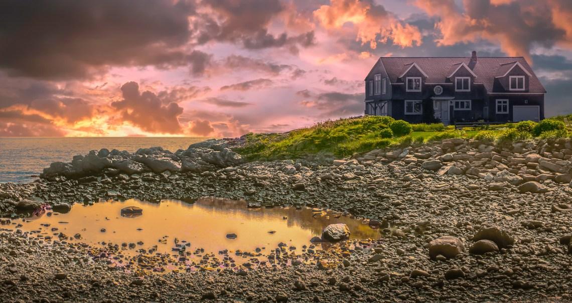Enhanced landscape using Landscape Pro plugin.