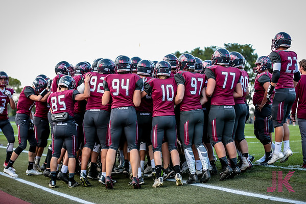 Chatfield - JK PHOTOGRAPHY - Columbine High School Football