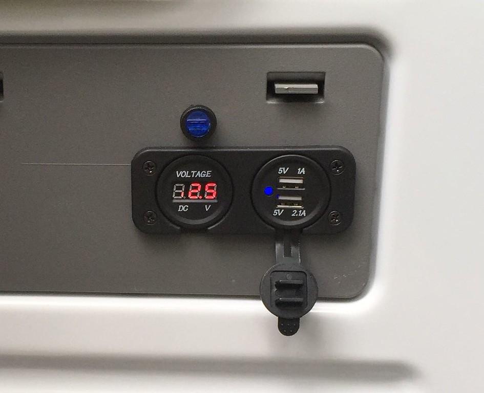 adding second battery - Sprinter-Forum