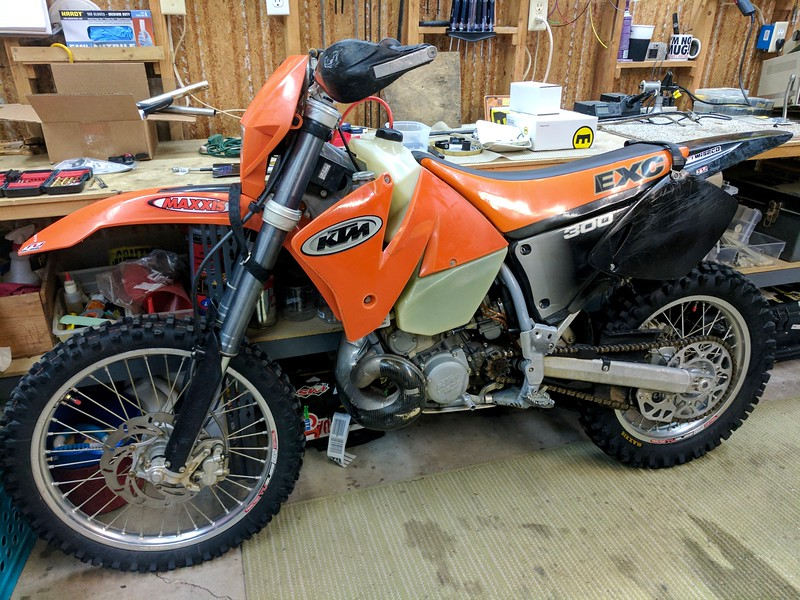 Wiring Diagram For KTM 300 Exc KTM Wiring Diagrams Instructions