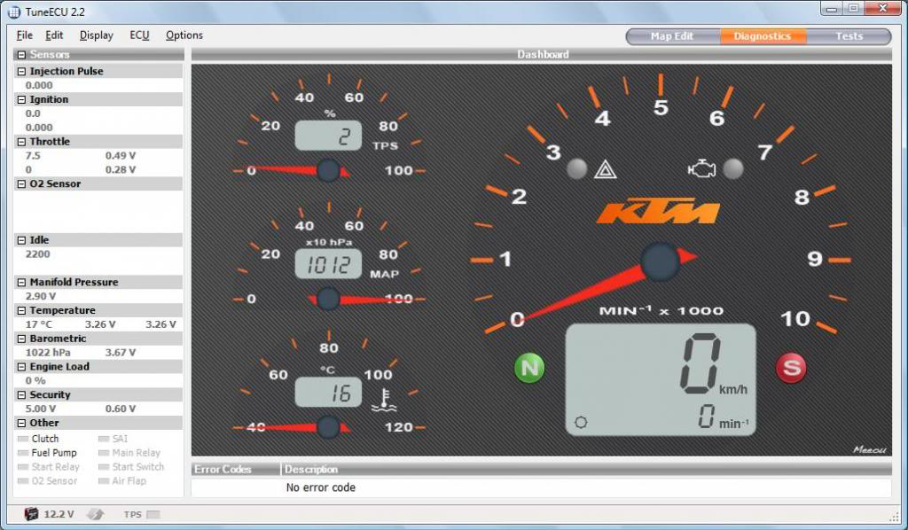 Ktm 950 Adventure Typical Ecu And Ignition System Wiring Diagram Hd
