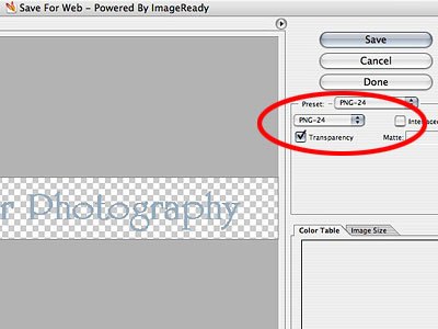 Create Transparent Watermarks in Photoshop - dgrin - how to make a picture transparent