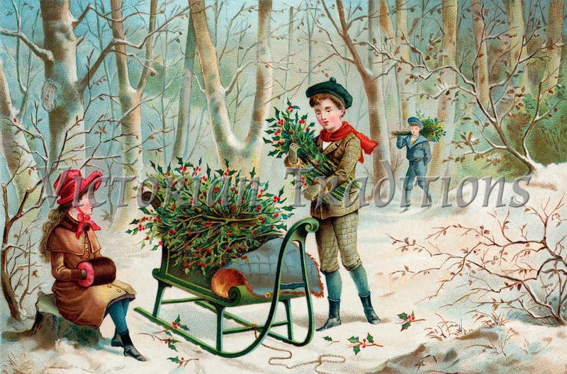 Vintage Christmas Images - roycebair - watermark christmas